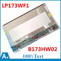 17.3 pulgadas 1920x1080 B173HW02 L12 L11 LTN173HT01 B173HW01 N173HGE LP173WF1 TLA2 V0/B2/B5 HSD173PUW1-A00 Portátil Pantalla LCD 40PiN
