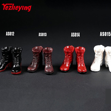 ASTOYS Combat Boots Shoes1/6 Scale No Feet Model The Avengers Alliance Witch F12-inch Soldier Action Figure Military Accessories