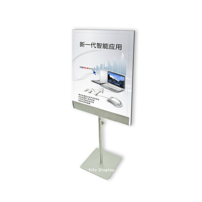 Free Shipping A3 / A4 Metal Table Poster Display Stand In Frame From Home U0026  Garden On Aliexpress.com   Alibaba Group