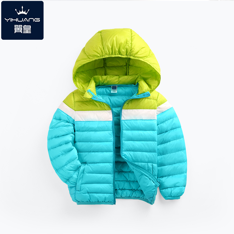 High Quality Winter Children Boys Girls down Thick Jackets for kids Winter Coat Girls Outerwear Baby