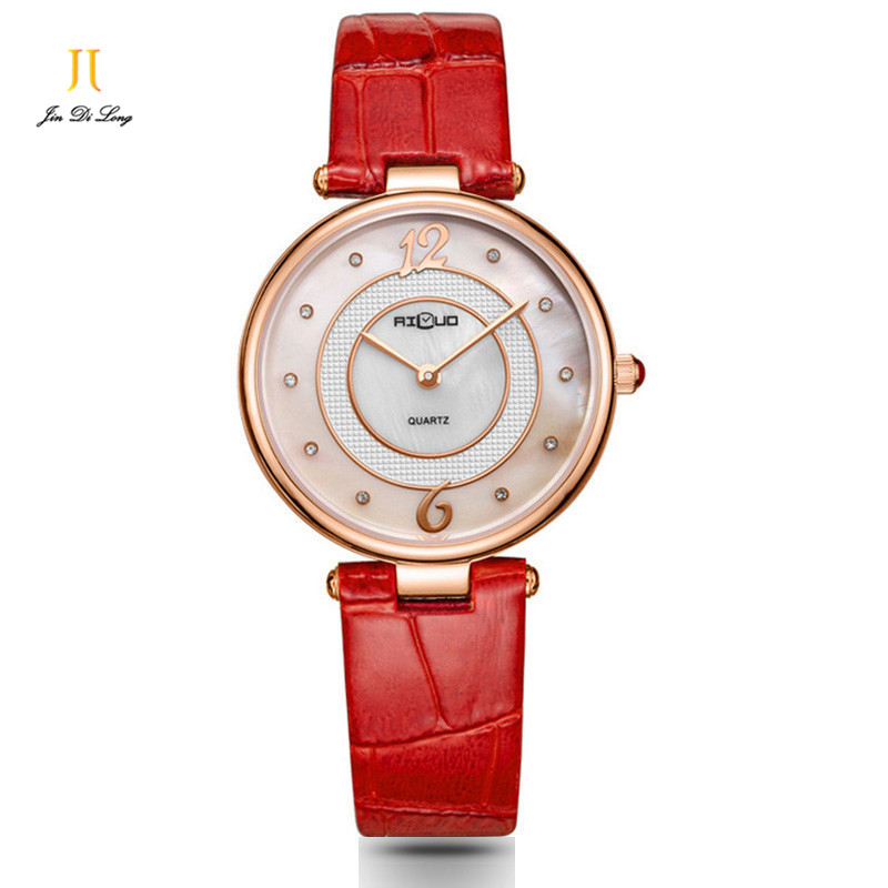 Brand Luxury Fashion Dress Casual Quartz-Watch Women Diamond Leather Strap Sapphire Ladies Ultra-thin Wrist Watches Waterproof цена и фото