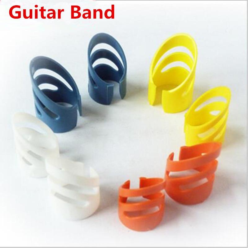 1 Pcs Guitar Ring Finger Professional Guitar Picks Fingerstyle