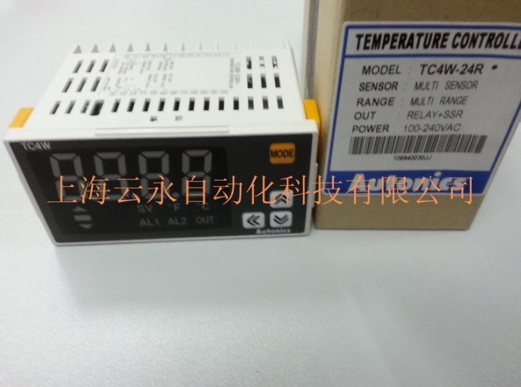 New original authentic TC4W-24R  Autonics thermostat temperature controller new original authentic cylinder cdq2wb32 15dc