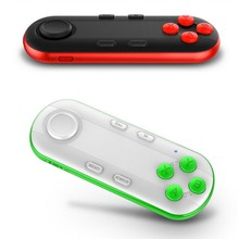 MOCUTE Bluetooth Wireless Gamepad Android Game Pad VR Remote Controller Joystick For PC Smart Phone Ebook TV VR Box black white