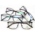 Exceed Light Tungsten Titanium Plastic Steel Spectacle Frame High Archives Will Frame Picture Frame Tide Man Myopia Glasses