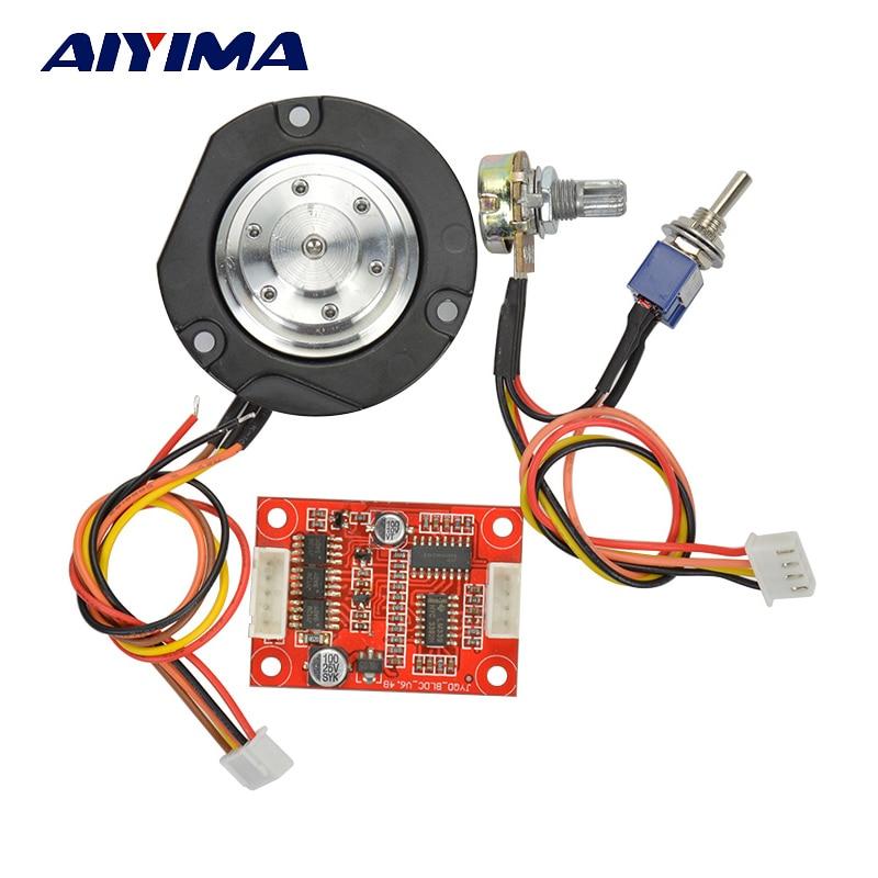 Buy Aiyima 1set Dc12v Brushless Motor Controller Motor Driver Board For Hard