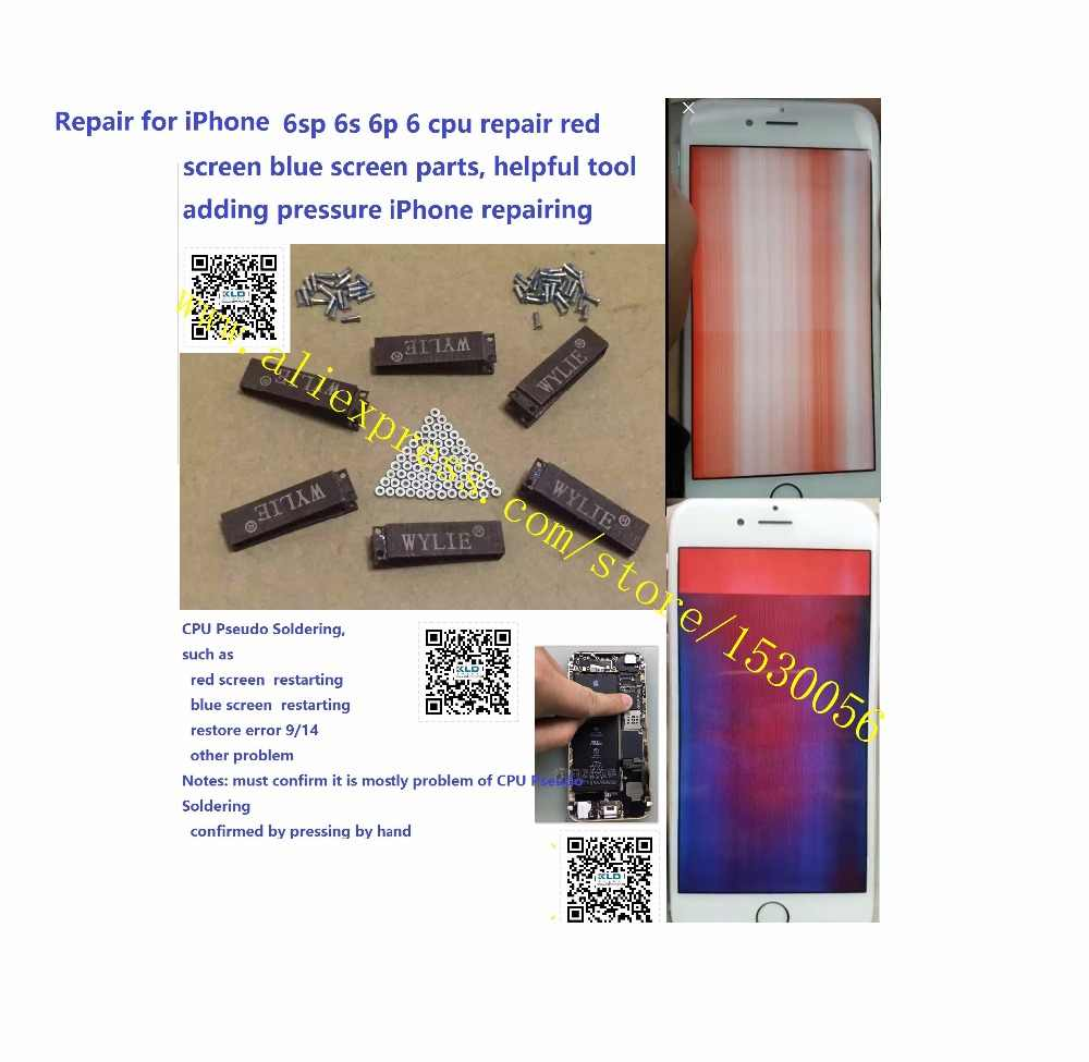 Detail Feedback Questions about repair clip for iPhone 6sp 6s 6p 6