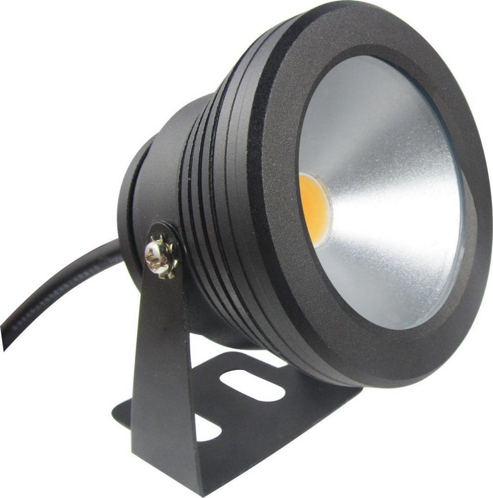 10W 12V Waterproof LED Flood Light Underwater Fountain Light Wash Pond Fish Tank Aquarium Light Spot Lamp Outdoor Lighting Hot