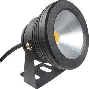 10W 12V Waterproof LED Flood L