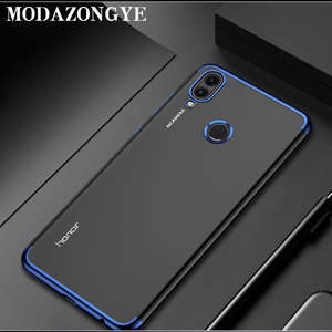 Huawei Honor 8C 6.26 Luxury Silicone Soft Case For Huawei Honor 8C BKK-L21 8 C Honor8C