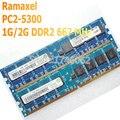 Оригинал 1 Г/2 Г/4 ГБ 2X2 ГБ DDR2 PC2-5300 667 МГц Для Настольных Памяти RAM Комплектующие Бесплатная доставка