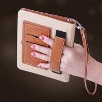For Apple Ipad Mini 1 2 3 Magnetic Genuine Leather Case Auto Wake Up Sleep Flip