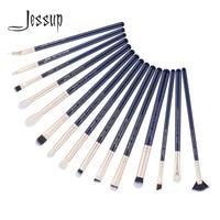 New Jessup brushes 15pcs Makeup Brushes Set maquiagem profissional completa Concealer Eyeshadow Liner Lip Blending Brushes T477