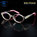 5 Colors Available Kids Clear Fashion Glasses CP Injection Glasses Frames Boys Girls Spectacle Frame New Optical Eyewear