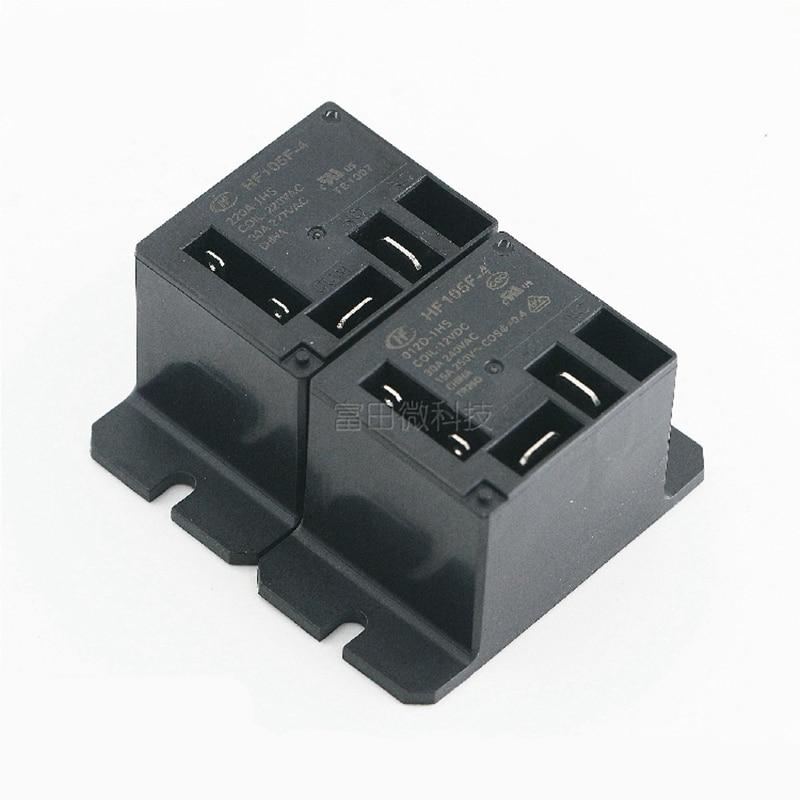 1PCS/LOT  Relay  JQX-105F-4-012D-1HS  JQX-105F-4-220A-1HS  12V  220V  30A