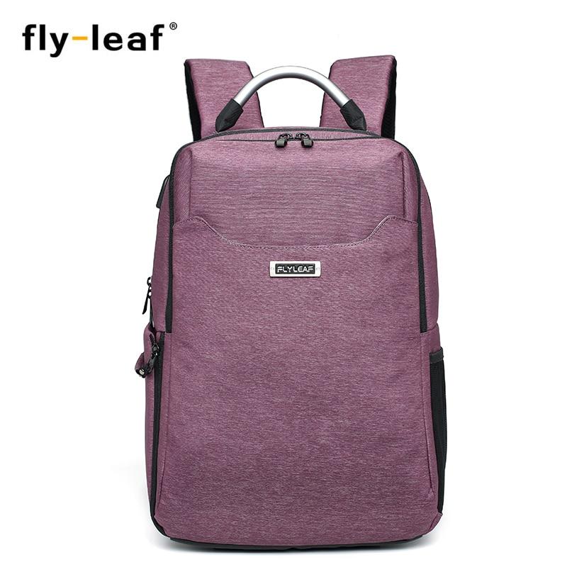 Flyleaf FL-9666 # sac pour appareil photo sac à dos de haute qualité professionnel Anti-vol en plein air hommes femmes sac à dos pour appareil photo Canon/Nikon