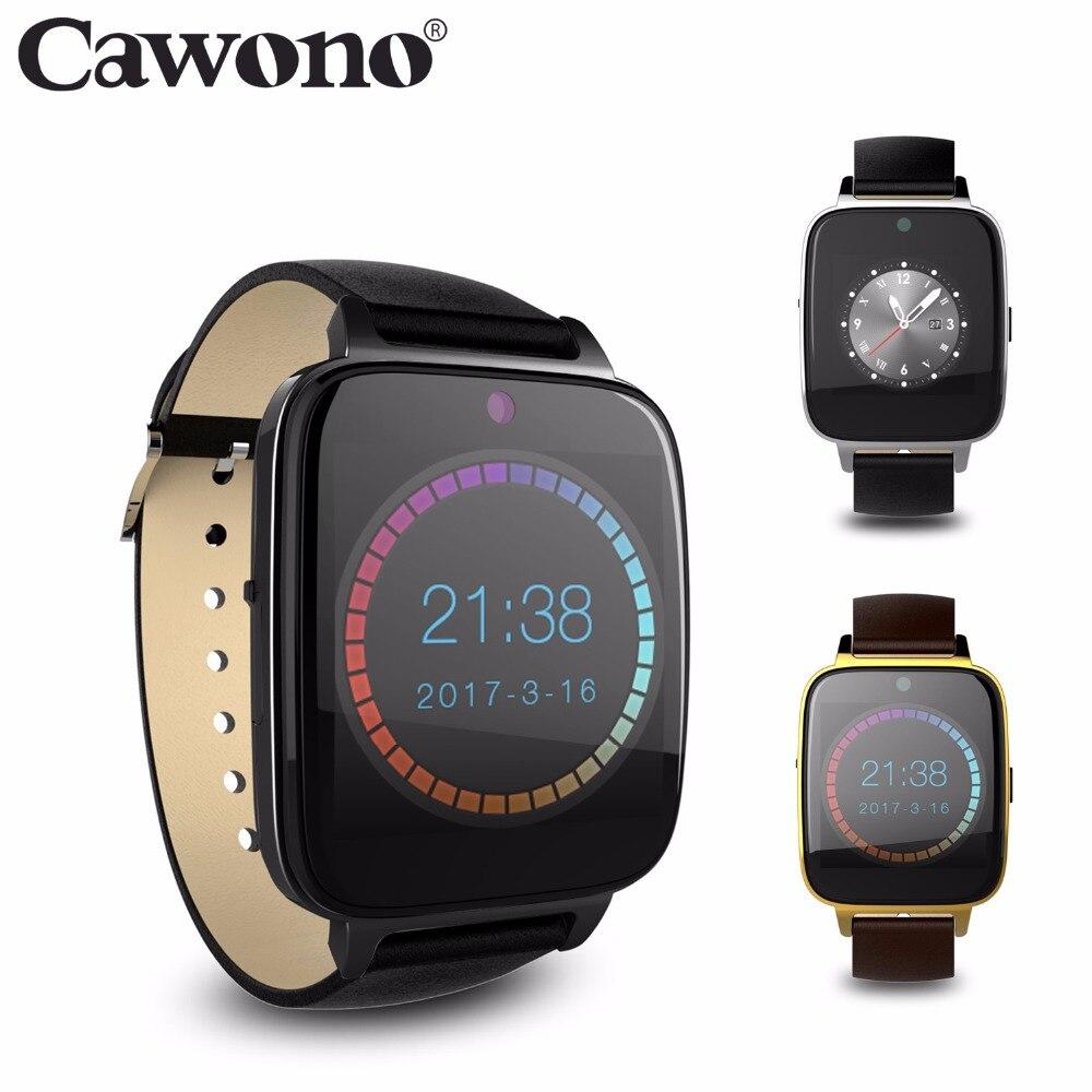 Cawono Bluetooth S9 Sedentaria Promemoria Intelligente Orologio Inseguitore di Fitness Relogio Smartwatch Wearable Dispositivi per IOS Androids VS DZ09