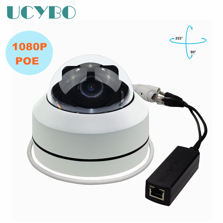 1080P IP Camera mini PTZ digital POE outdoor 2mp pan tilt 3x motorized zoom speed dome cctv security IP network cameras systems freeship 4x motorized zoom lens full 2mp ip dome camera pan network p2p onvif 2 4 cctv outdoor security camera ir night vision