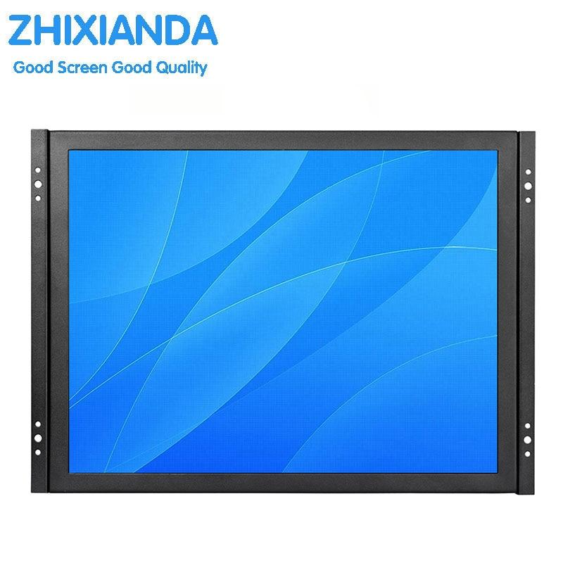 USB monitor 15 inch 1024*768 lcd screen monitor game monitor hdmi monitor стоимость