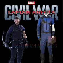 2016 Captain America 3  Civil War Costume Hawkeye Clint Barton Battleframe For Adult Cosplay Costume  sc 1 st  AliExpress.com & Civil War Captain Cosplay Promotion-Shop for Promotional Civil War ...