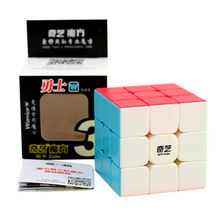 Qiyi Warrior W Mofangge Magic Cube Professional 3x3x3 Stickeless Speed Cubes Cubo 3x3  Puzzles Childrens Gift Toys