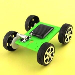 1 Set Kids Solar Toys Energy C