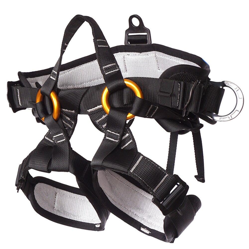 Здесь можно купить  P218 Outdoor Climbing Lifting Fire Rescue High-altitude operations Easy Fast Seat Belt Downhill Engineering Protection Belts  Спорт и развлечения