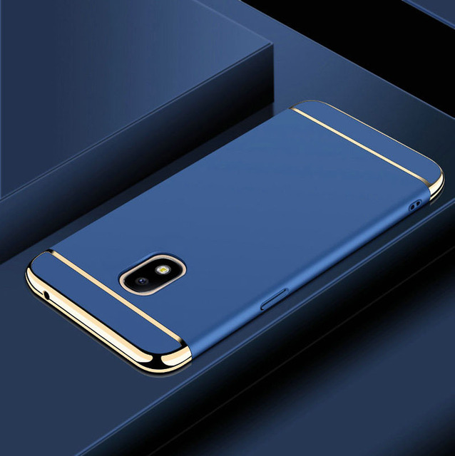 reputable site 22eb7 ef38c Aliexpress.com : Buy Luxury Protective Back Cover 3 in 1 Hard PC Hybrid  Case for Samsung Galaxy J7 J 7 Pro 2017 730 J730 SM J730G/DS J730G/DS SM  J730 ...