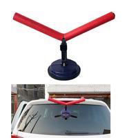Support de toit de Support de bâti supérieur de voiture pour le bateau de Kayak canoë Ski Kayak Support de toit