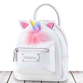 Mini Backpack for Girls Cute Unicorn Shoulder Backpack