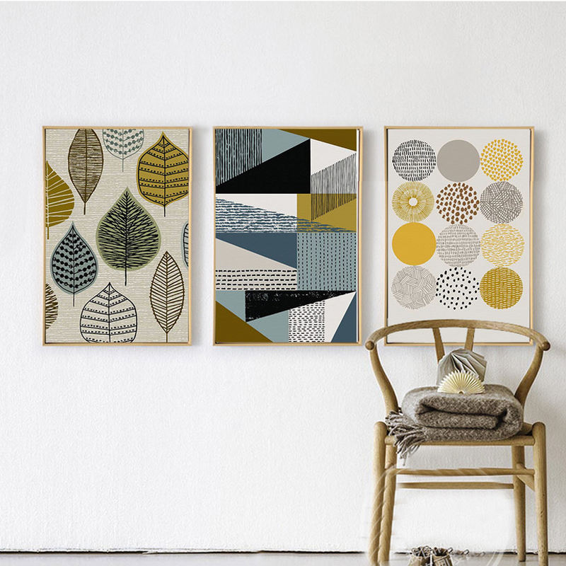 HTB1iqrnS4jaK1RjSZFAq6zdLFXav Abstract Geometric Scandinavian Canvas Paintings Nordic Posters Prints Gallery Wall Art Pictures for Living Room Home Decoration