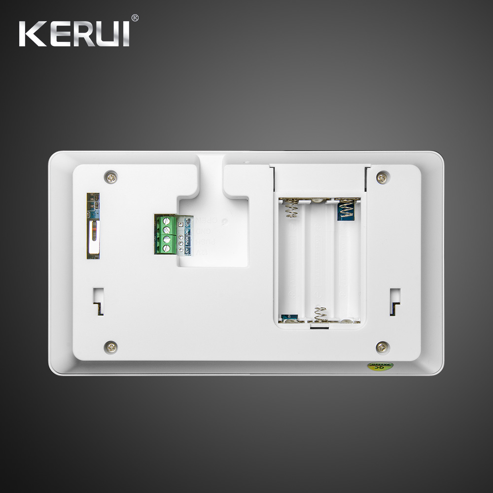 Kerui K16 Wireless RFID Touch Keyboard For  Wifi PSTN GSM Home House Alarm System Security System 433MHz 1