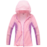 ZYNNEVA Windproof Sun UV Protectionv Rain Coats Windbreaker Quick Dry Hiking Camping Jackets Outdoor Sports Clothing GK3205
