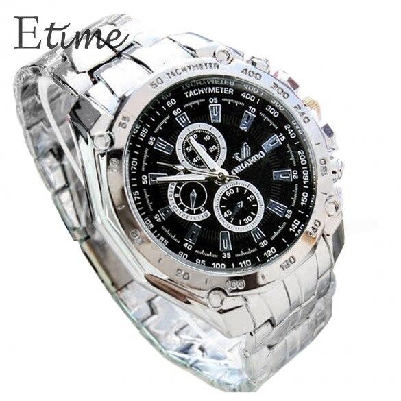 FANALA Horloge Heren Luxe Merk Relogios Masculinos Horloge Heren Quartz Business Luxe Herenhorloge Waterdichte Datum Klok Mannelijke Sport