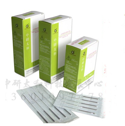zhongyantaihe 100pcs single use size packing sterilize acupuncture  disposable acupuncture needles individually packaged