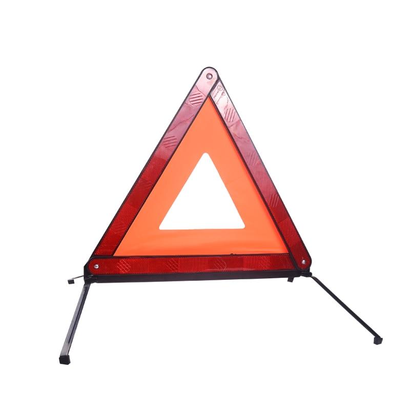 Цельнокроеное платье Портативный автомобиль аварийный отказ Предупреждение Треугольники в сложенном виде Светоотражающие Тип парковка б...