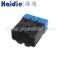 Envío Gratis 5 Juegos 6pin macho auto eléctrico enchufe cable de cableado conector no sellado PH772-06025