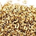 1100 pièces abeille ruche filetage trou nichoir Apiculture cuivre yeux un outil d'apiculture protéger nichoir nid Foudation Outils d'apiculture     -