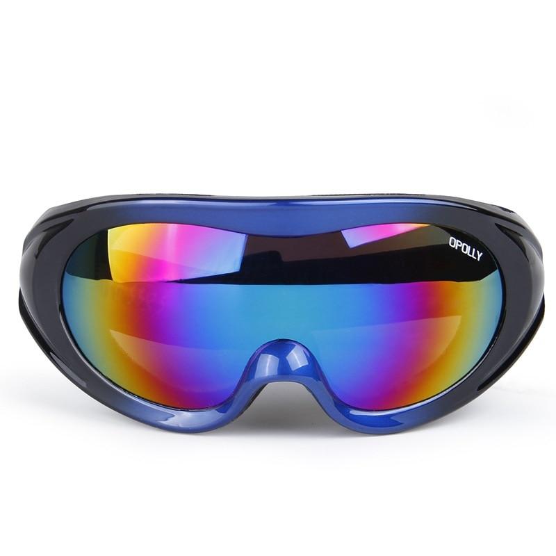 Prix pour Haute Qualité Ski Lunettes Hommes Femmes Ski Lunettes 100% UV Protection Anti Brouillard Polarisée Snowboard Lunettes Coupe-Vent Neige Lunettes