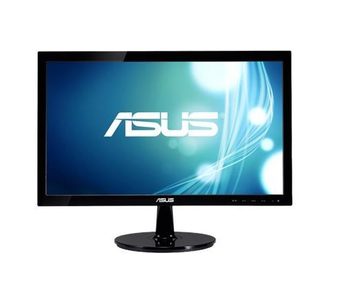 Moniteur ASUS VS207D qualité d'image supérieure conforme au Design classique