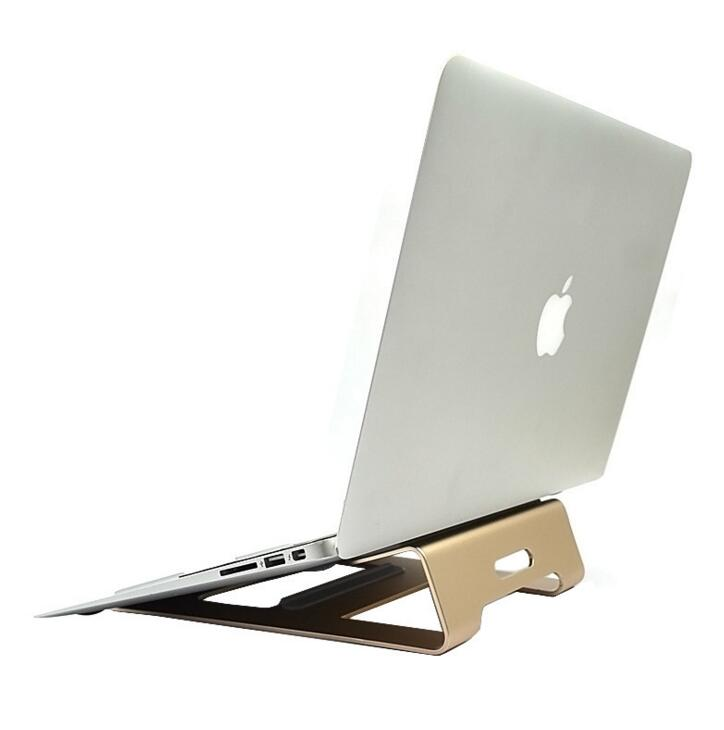 Aluminum alloy notebook stand For Laptop Tablet PC smartphone desktop base Notebook cooling base