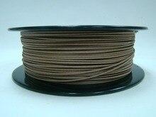 wood material reprap 3d printer filaments Wood 1.75mm