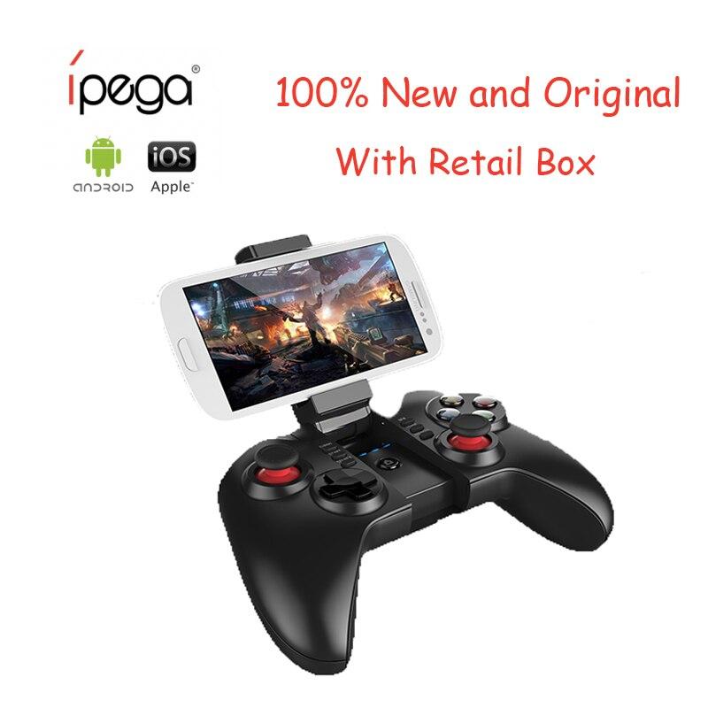 IPEGA PG-9068 contrôleur de jeu sans fil Bluetooth manette de jeu classique prend en charge Android 3.2 et IOS 4.3 ci-dessus système/jeux PC