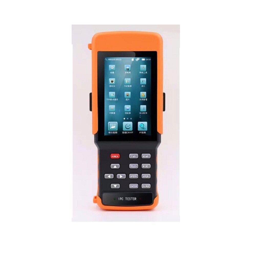 IPC9300 IPC/wifi/AHD/TVI/CVI/Analog 4.3'' 5 in one Touchscreen CCTV Tester for IP/Analog Camera, 1080P, BNC Network Cable Tester ipc9300 ipc wifi ahd tvi cvi analog 4 3 touchscreen cctv tester for ip analog camera 1080p bnc network cable tester wifi 8gb