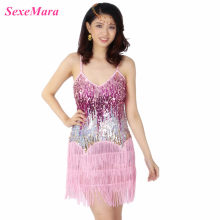 c0d30d64de Popular Pink Sequin Tank-Buy Cheap Pink Sequin Tank lots from China ...