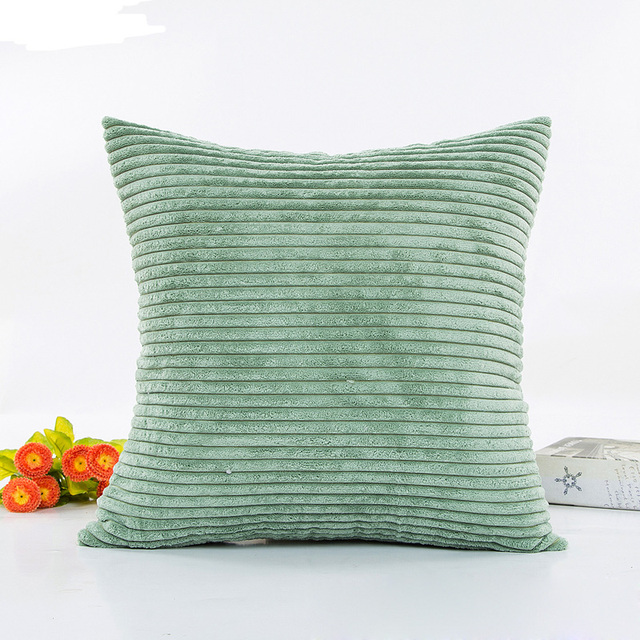 Free Shipping 40pcs 40 Colors Solid Color Cornflakes Cushion Cover Amazing Decorative Pillows With Circles