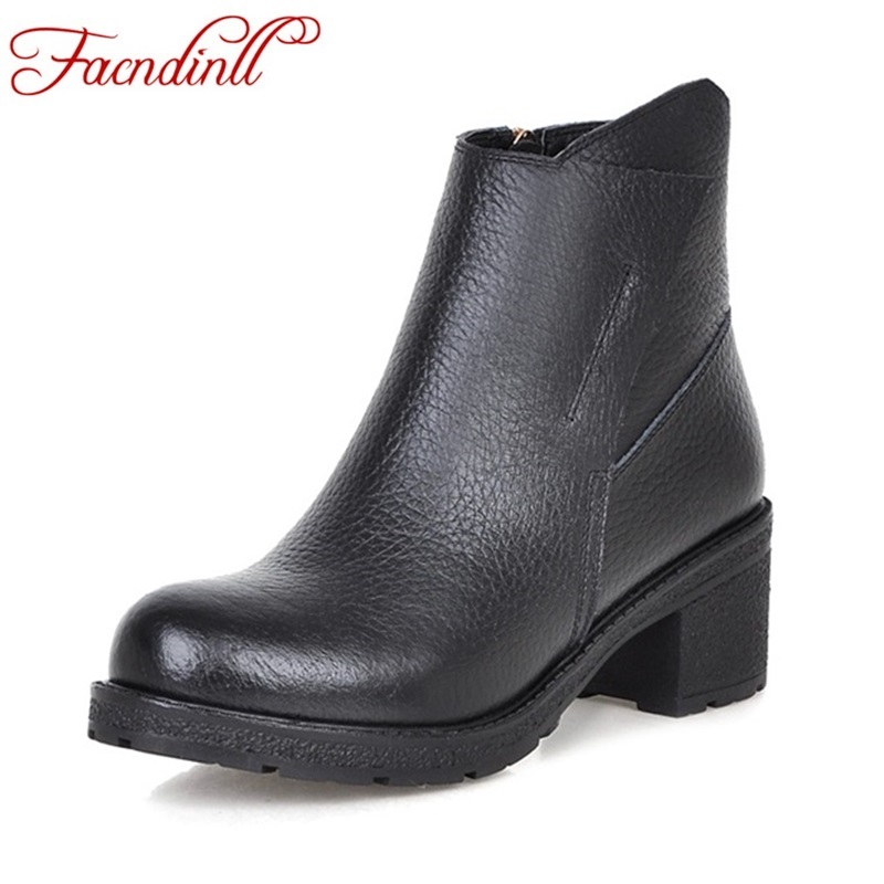 Online Get Cheap Black Leather Riding Boots for Women -Aliexpress ...