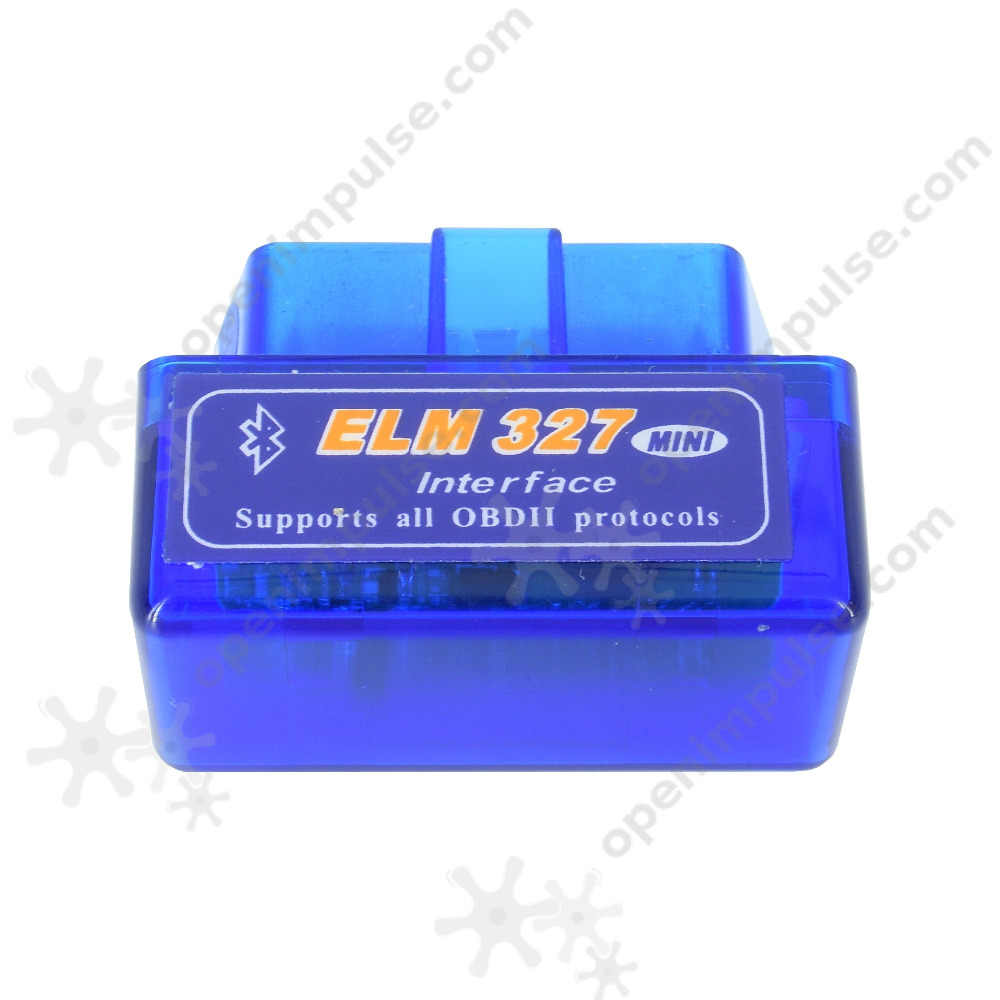 10pcs Mini OBD2 Bluetooth Interface