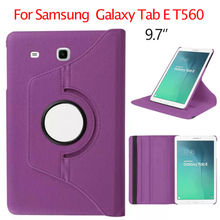 Tab e t560 flip case a prueba de golpes pu de cuero del soporte de 9.6 pulgadas casos cubierta de la tableta para samsung galaxy tab e 9.6 t560 protectora Funda