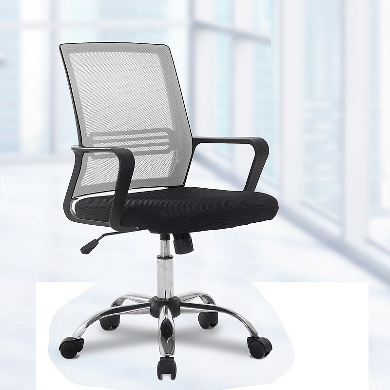 WB#3308 100 deep computer home office swivel seat engineering students meeting staff chair simple bow net bsdt bow home comter cr human engineering office cr free shipping